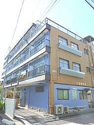 平田マンション[4階]の外観