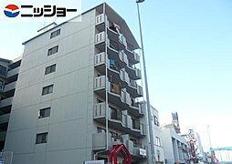 熱田マンション[5階]の外観