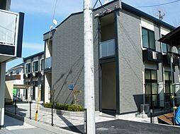 神奈川県川崎市川崎区小田1丁目の賃貸アパートの外観