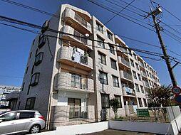 埼玉県飯能市新町の賃貸マンションの外観