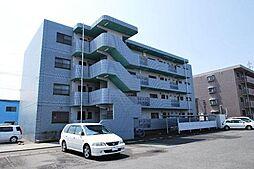 佐賀県佐賀市兵庫南2丁目の賃貸マンションの外観