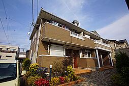 福岡県福岡市早良区田隈1丁目の賃貸アパートの外観