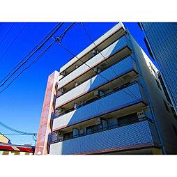 ホープパレス新塚本[202号室]の外観
