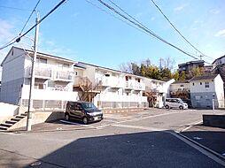広島県廿日市市地御前4丁目の賃貸アパートの外観