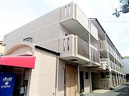 大阪府藤井寺市藤井寺2丁目の賃貸マンションの外観