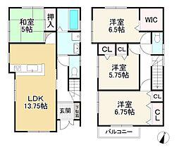 生駒駅 2,480万円