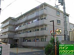 ホワイトウェル[2階]の外観