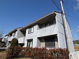 兵庫県姫路市田寺東3丁目の賃貸アパートの外観
