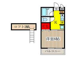 武蔵境駅 6.5万円