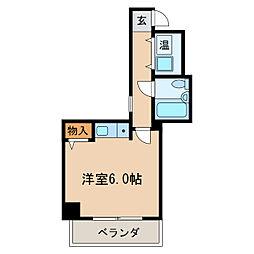 メゾンイマイ[3階]の間取り