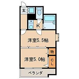 新栄町駅 4.6万円