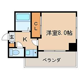 ケイポイントビル[9階]の間取り