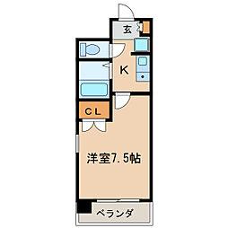 丸の内USビル[4階]の間取り