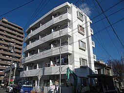 マンションハッピー[5階]の外観