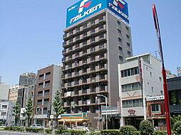 愛知県名古屋市中区葵2丁目の賃貸マンションの外観