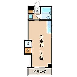 浅井ビル[2階]の間取り
