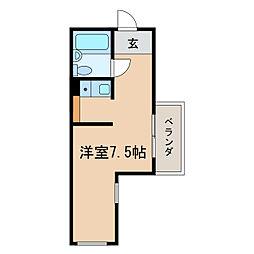 ラフィネ新栄[9階]の間取り