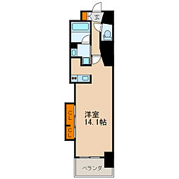 新栄町駅 8.5万円