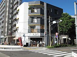 加藤コーポ新栄[3階]の外観