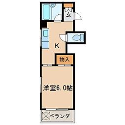 新栄七福第五ビルディング[7階]の間取り