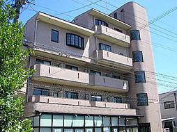 ドミールイースト[3階]の外観