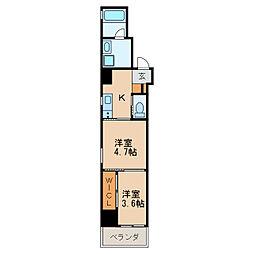 矢場町駅 7.6万円
