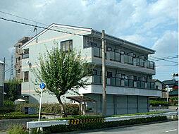プラザ梅森台[3階]の外観