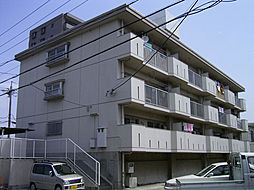 レジデンスカニエ[2階]の外観
