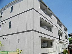 ピュール・レフィナード[3階]の外観