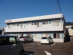 三重県鈴鹿市西条3丁目の賃貸アパートの外観
