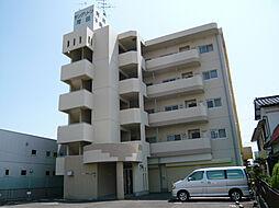 三重県鈴鹿市算所3丁目の賃貸マンションの外観