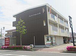パレスインビレッジ II[3B号室]の外観