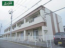 三重県鈴鹿市東旭が丘6丁目の賃貸アパートの外観