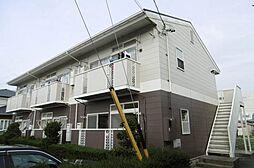 三重県鈴鹿市末広北2丁目の賃貸アパートの外観