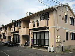 三重県鈴鹿市江島本町の賃貸アパートの外観
