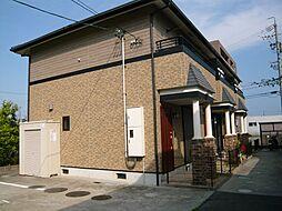 [テラスハウス] 三重県鈴鹿市野町東1丁目 の賃貸【/】の外観