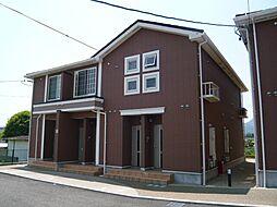 三重県亀山市関町会下の賃貸アパートの外観