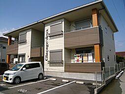 三重県鈴鹿市算所1丁目の賃貸マンションの外観