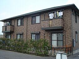 三重県四日市市楠町小倉の賃貸アパートの外観
