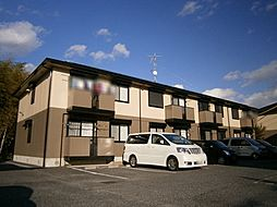 三重県亀山市江ケ室1丁目の賃貸アパートの外観