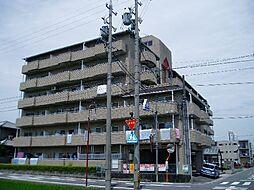 三重県鈴鹿市平田1丁目の賃貸マンションの外観