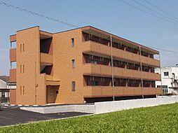 三重県鈴鹿市道伯町の賃貸マンションの外観