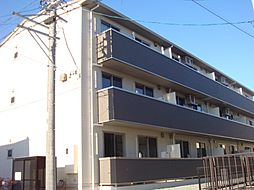 メルべーユMII[1階]の外観