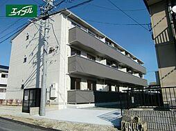 メルべーユMII[2階]の外観