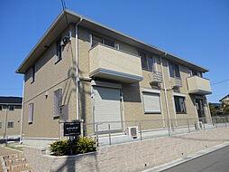 三重県鈴鹿市野町東1丁目の賃貸アパートの外観
