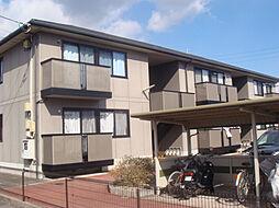 クレールコートD棟[1階]の外観