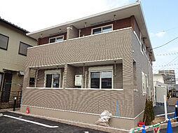 三重県鈴鹿市算所町の賃貸アパートの外観