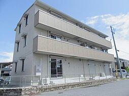 三重県鈴鹿市西条6丁目の賃貸アパートの外観