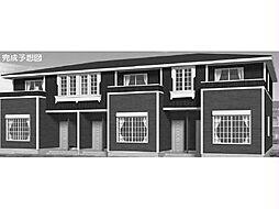 三重県鈴鹿市寺家5丁目の賃貸アパートの外観