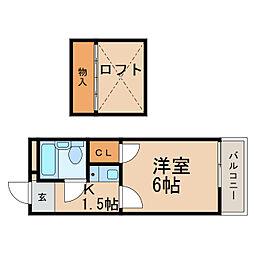 紀ノ川駅 2.0万円